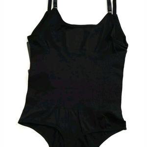 65c6f27b6afd0 Black Fuchsia Intimates   Sleepwear - Black Fuchsia Shapewear Bodysuit  Thong Back